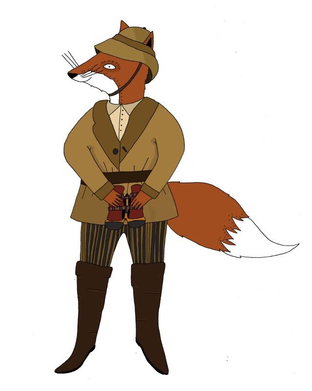 Phinias Fox